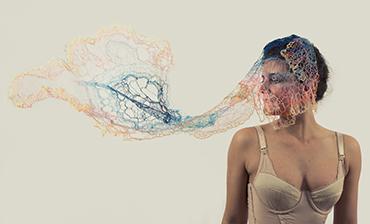 Self portrait_Complex Textile